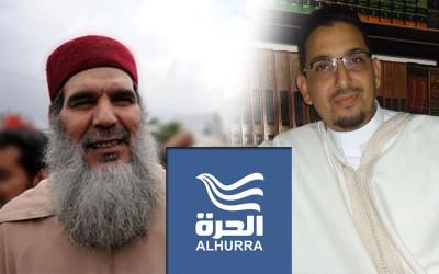 الفيزازي: لا فرق بين أبوحفص وعصيد