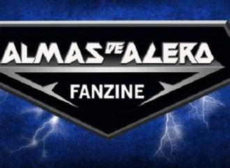 ALMAS DE ACERO FANZINE Nº 002