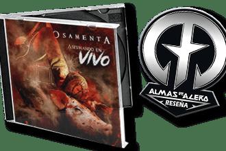 """OSAMENTA: """"ASESINANDO EN VIVO"""" (2017)"""