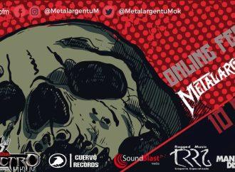 METAL ARGENTUM RADIO y un MEGA FESTEJO POR STREAMING