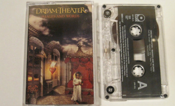 "Un Día Como Hoy: A 25 Años Del Segundo álbum De Dream Theater, ""Images And Words""."