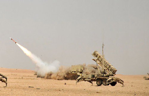 دفاعات التحالف تعترض طائرة مسيرة أطلقتها الميليشيات الحوثية على نجران