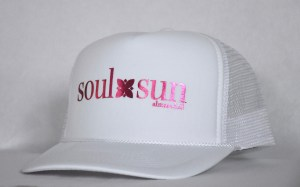 White with Pink Metallic soulxsun