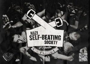Nazi self-beating society