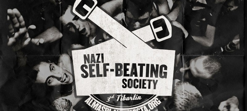 Nazi self-beating society