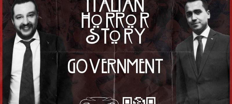 italian horror story salvini di maio