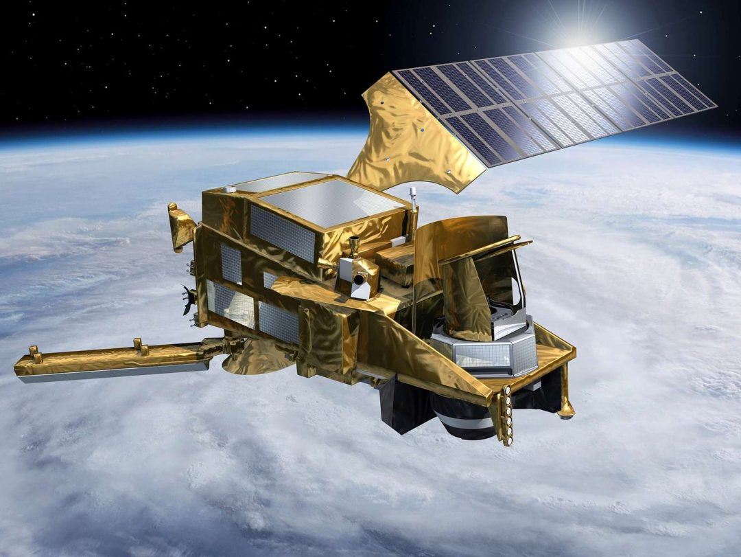 Metop SG satellite