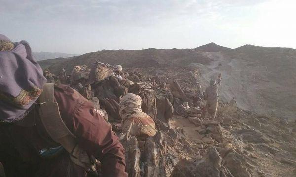 مصرع 2 وإصابة عدد من الميلشيا بكمين للجيش الوطني بالبيضاء
