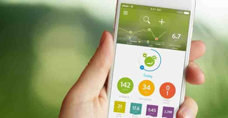 طريقة استعمال هاتفك من أجل مراقبة مستوى السكر بصورة مستمرة