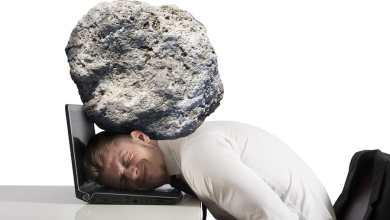 صورة طريقة تجنب الإرهاق عند استعمال الكومبيوتر لوقت طويل