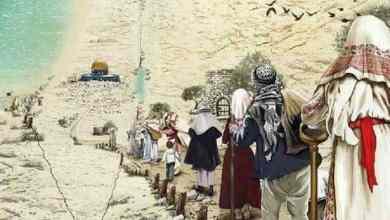 صورة أحداث عيد الفطر في فلسطين 2021 وذكرى النكبة ال 73