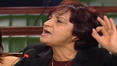 Photo of البرلمان: مناوشات بين سامية عبو وبعض النواب..!!