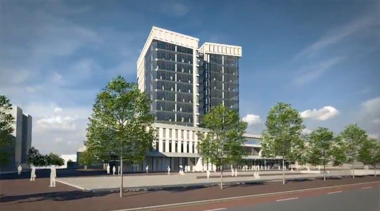 Aangenomen motie nieuw stadhuis en sociale stijging