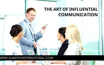 Course 4: The Art of Influential Communication (Series) – Live Online Training