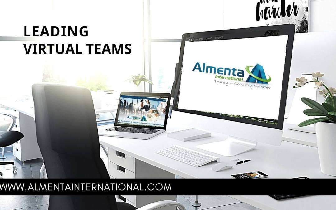 Course 2: Leading Virtual Teams (Series) – Live Online Training