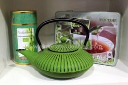 tetera verde en Quiere-té