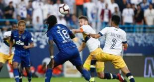 عودة قوية لمباريات الدوري السعودي