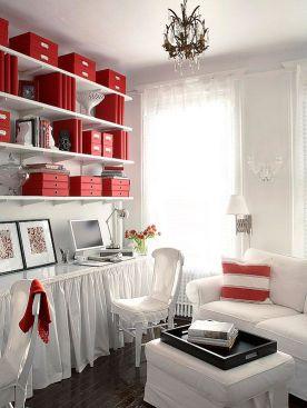 czerwień i biel