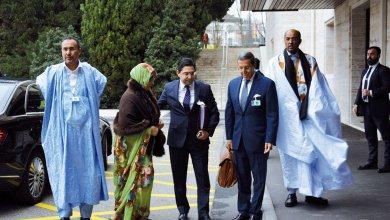 Photo of المغرب يجري مباحثات رباعية بجنيف لحل أزمة الصحراء