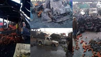 Photo of حريق كبير في سوق الجملة بالدار البيضاء يخلف خسائر مادية ضخمة