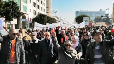Photo of مسيرة بالبيضاء تستنكر السياسات الحكومية تجاه الطبقة العاملة