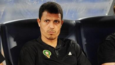 Photo of جمال سلامي ينفصل عن الجامعة الملكية المغربية لكرة القدم