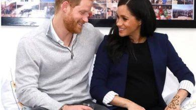 Photo of الأمير البريطاني هاري وزوجته ميغان في زيارة اجتماعية للمغرب
