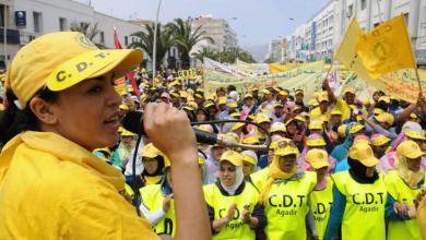 Photo of الكونفدرالیة الدیمقراطیة للشغل تراسل رئيس الحكومة للتدخل من أجل مراجعة أسعار المحروقات