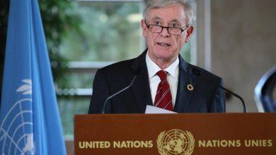 Photo of مبعوث الأمم المتحدة لقضية الصحراء يعلن جولة ثالثة للمفاوضات