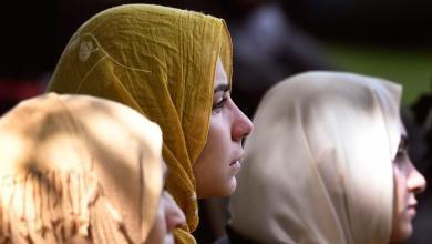 Photo of حجاب أذان وصلاة… هكذا تضامنت نيوزيلندا مع المسلمين (فيديو)