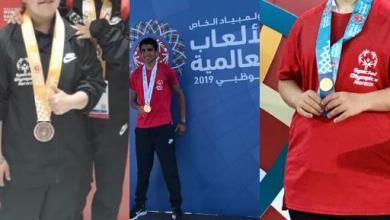 Photo of مشاركة مشرفة لأبطال مغاربة في الأولمبياد الخاص بأبو ظبي