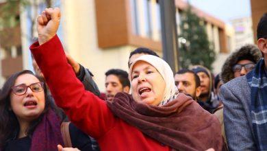"""Photo of الحرية الآن : """"أحكام 5 أبريل"""" وسيلة للانتقام من المناضلين ومن الصحافة المستقلة"""