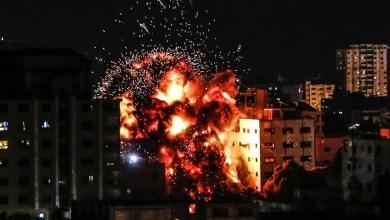 Photo of عدوان إسرائيلي على غزة يسقط 5 شهداء ضمنهم امرأة حامل ورضيعة