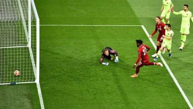 """Photo of ليفربول يدك شباك برشلونة ويعبر لنهائي""""الشامبونزليغ"""""""