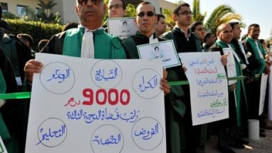 Photo of انتفاضة قضاة المملكة!