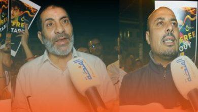 Photo of في ليالي رمضان البيضاويون يحيون الذكرى الثانية لاعتقالات حراك الريف ( فيديو)