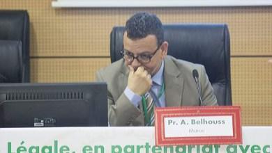 Photo of البروفسور بلحوس للمنصة: قرار توقيفنا غير سليم وغير راشد وسابقة خطيرة بالمغرب