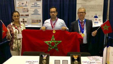 Photo of المغرب يفوز بثلاث ميداليات فضية وستة جوائز دولية في ملتقى اختراعات بأمريكا