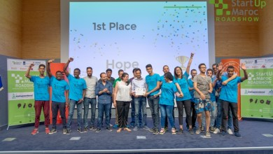 "Photo of بعد 54 ساعة من المنافسة.. مشروع ""الأمل"" يفوز بمسابقة ""ستارتب المغرب"""