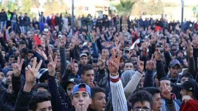 Photo of معتقلو حراك جرادة المفرج عنهم يطالبون بإطلاق سراح معتقلي حراك الريف