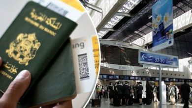 Photo of المكتب الوطني للمطارات: منطقة جديدة لمراقبة الجوازات مع إلغاء استمارة المعلومات