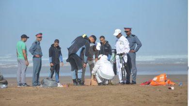 Photo of فاجعة بنواحي المحمدية.. شاطئ زناتة يلفظ جثث 7 مهاجرين سريين بينهم امرأة