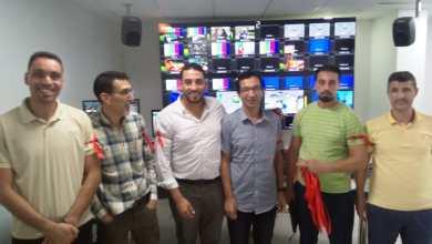 Photo of مستخدمو الشركة الوطنية للإذاعة والتلفزة يحتجون داخل مقرات العمل لتسوية ملفهم الاجتماعي