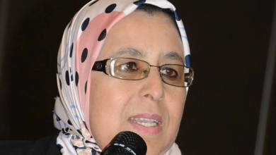 Photo of انتخاب نهاد صفي رئيسة للمجلس الوطني لمنظمة النساء الحركيات