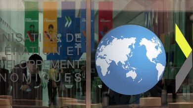 Photo of منظمة التعاون الاقتصادي والتنمية: عوامل الحرب التجارية وضعف الاستثمار تؤثر على الاقتصاد العالمي