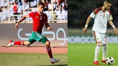 Photo of زياش وحكيمي ضمن لائحة أفضل 100 لاعب في العالم لهذه السنة