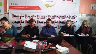 Photo of مرصد الشمال لحقوق الإنسان يشتكي من التضييق ويستنكر محاولات إخراس الأصوات الجادة
