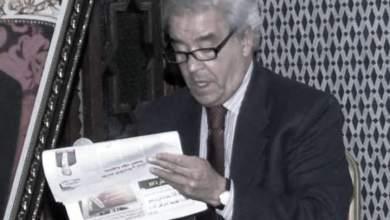 Photo of قيدوم الصحافيين المغاربة مصطفى العلوي في ذمة الله