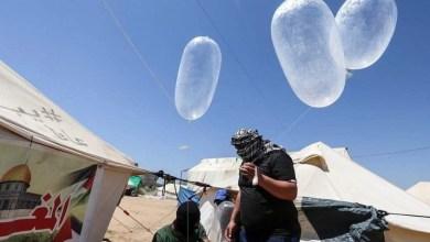 Photo of أبو زهري: البالونات الملتهبة وإنذارات التصعيد