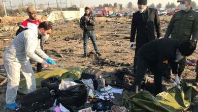 Photo of إيران تعترف بأنها أسقطت بالخطأ طائرة مدنية أوكرانية راح ضحيتها أكثر من 170 راكبا